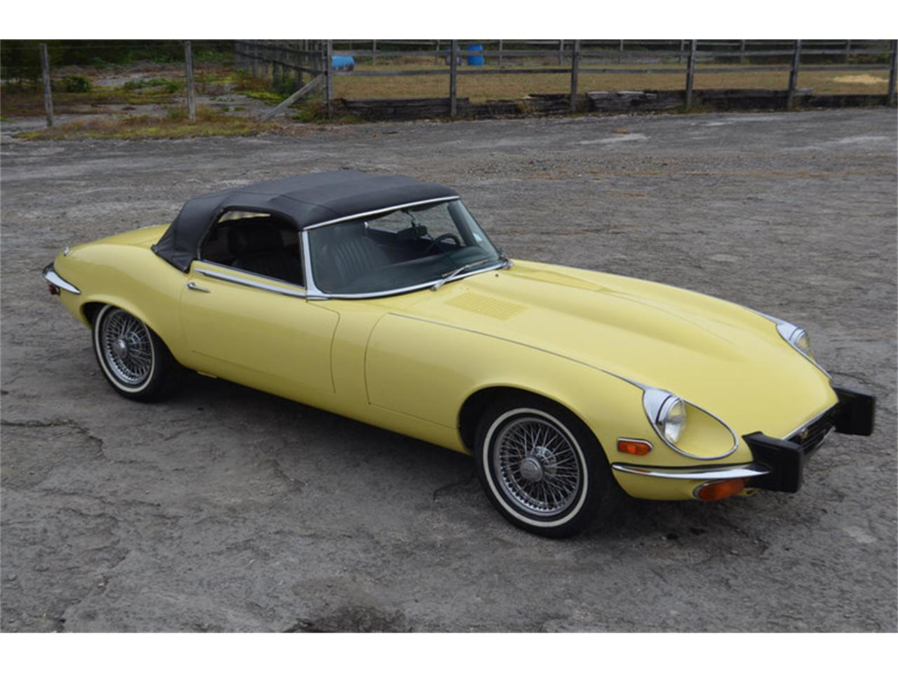 Large Picture of '74 XKE - $68,800.00 Offered by Frazier Motor Car Company - MEJG