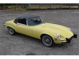 Picture of 1974 Jaguar XKE located in Lebanon Tennessee Offered by Frazier Motor Car Company - MEJG