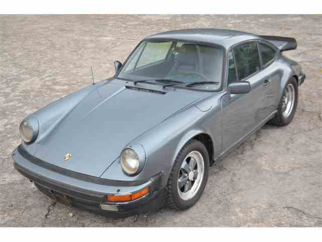 1984 porsche 911 for sale on classiccars picture of 84 911 mejo sciox Image collections