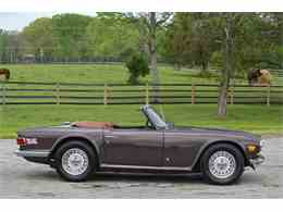 Picture of '73 TR6 - MEJR