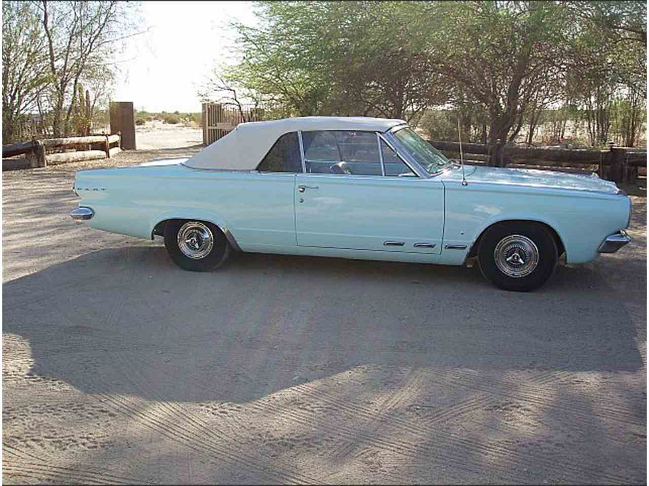 Large Picture of '65 Dart GT - MEJW