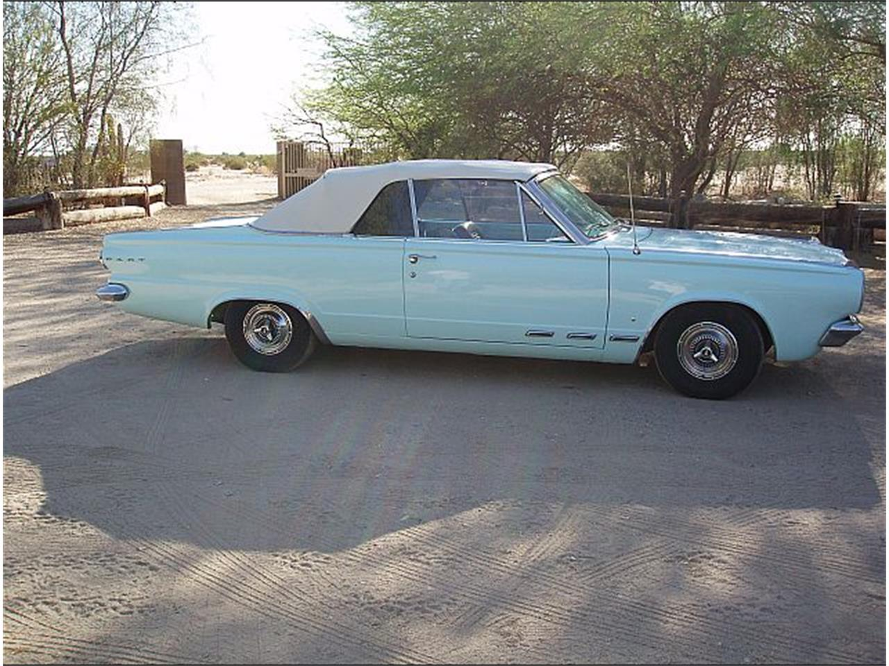 Large Picture of 1965 Dodge Dart GT located in California - MEJW