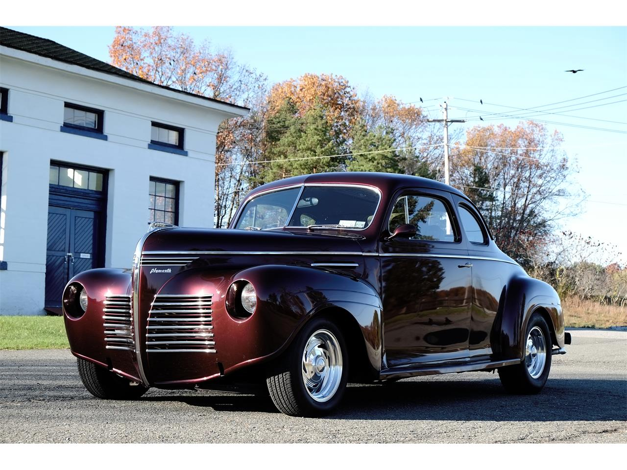 Large Picture of '40 Plymouth Deluxe located in Troy New York - MEJY
