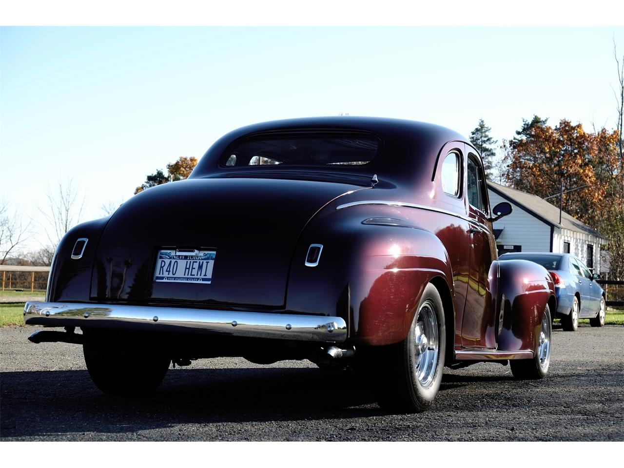 Large Picture of Classic '40 Plymouth Deluxe - MEJY