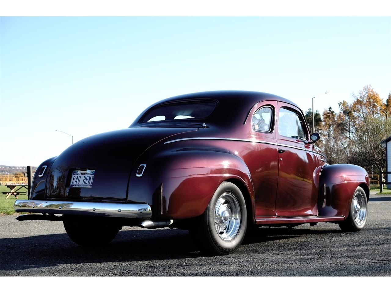 Large Picture of Classic '40 Plymouth Deluxe located in New York Offered by Automotion - MEJY