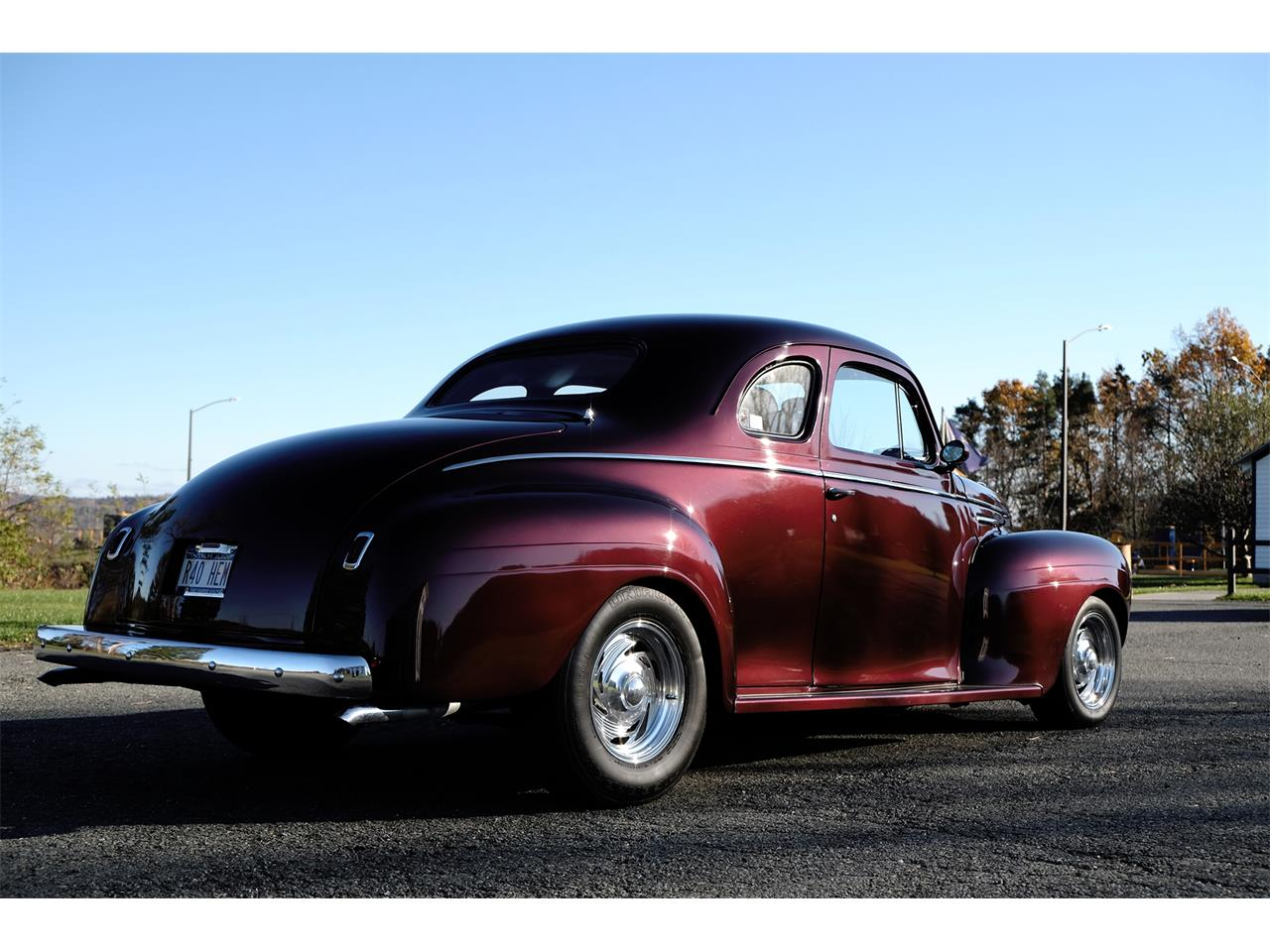 Large Picture of Classic 1940 Plymouth Deluxe located in New York Offered by Automotion - MEJY