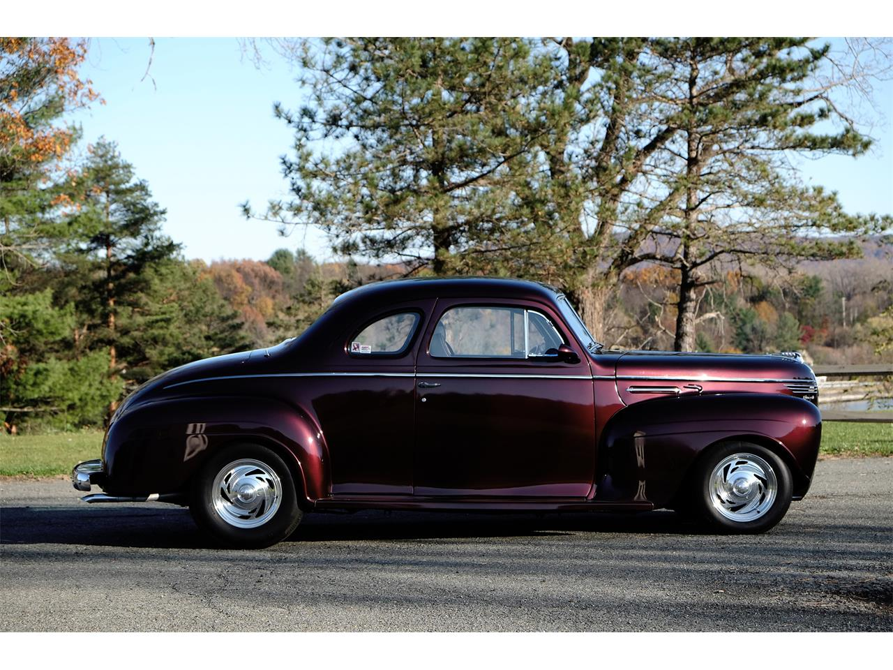 Large Picture of Classic '40 Plymouth Deluxe - $33,900.00 - MEJY
