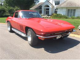 Picture of Classic 1966 Corvette located in Chattanooga Tennessee - MEJZ