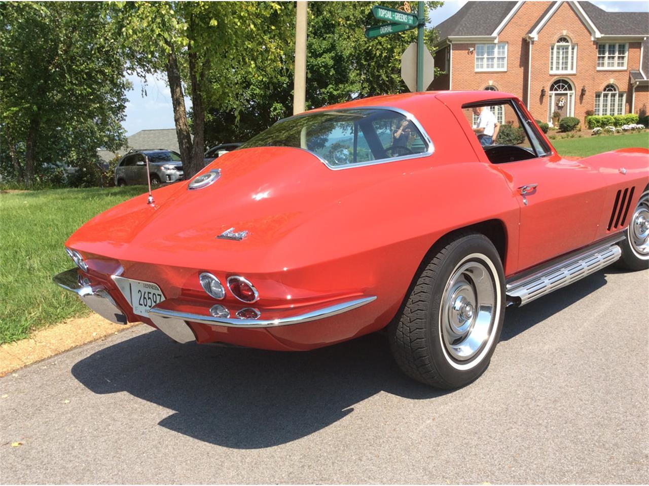 Large Picture of '66 Corvette - MEJZ