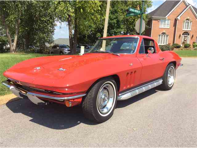 Picture of Classic '66 Chevrolet Corvette located in Chattanooga TENNESSEE Offered by a Private Seller - MEJZ