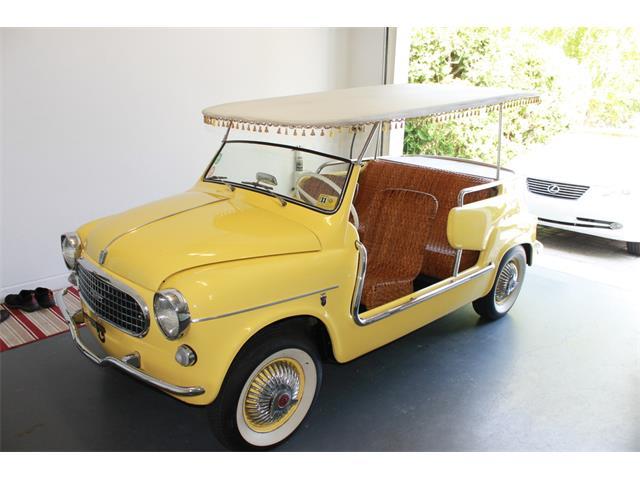 Picture of 1960 Fiat 600 - MEK1