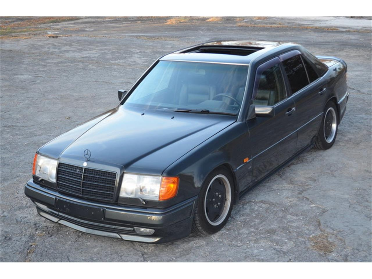 Large Picture of 1990 300E Offered by Frazier Motor Car Company - MEK4