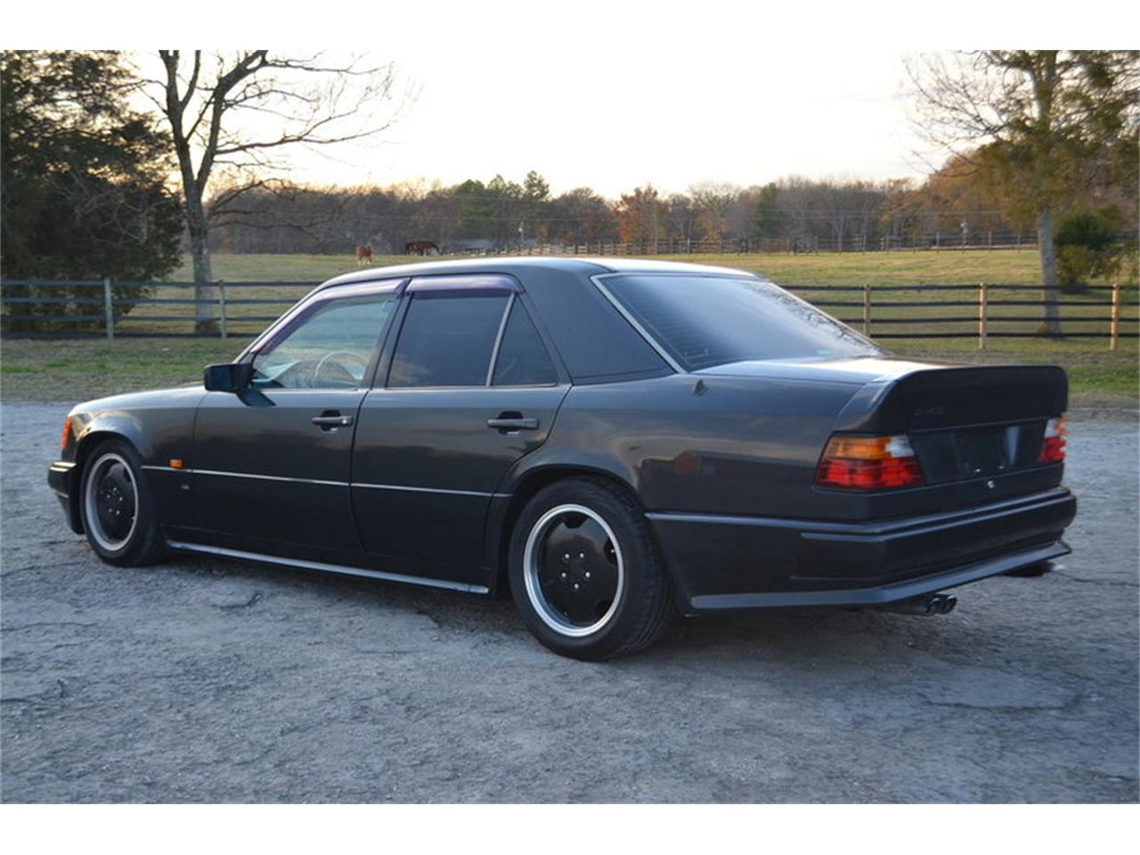 Large Picture of 1990 Mercedes-Benz 300E located in Tennessee Offered by Frazier Motor Car Company - MEK4