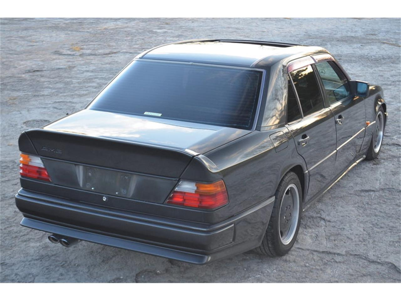 Large Picture of 1990 Mercedes-Benz 300E located in Lebanon Tennessee - $19,850.00 Offered by Frazier Motor Car Company - MEK4