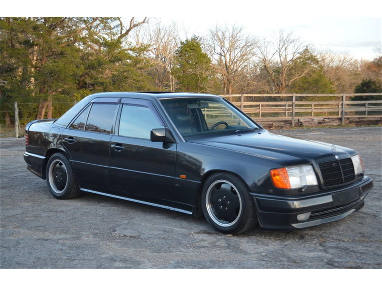 Large Picture of '90 Mercedes-Benz 300E - $19,850.00 Offered by Frazier Motor Car Company - MEK4
