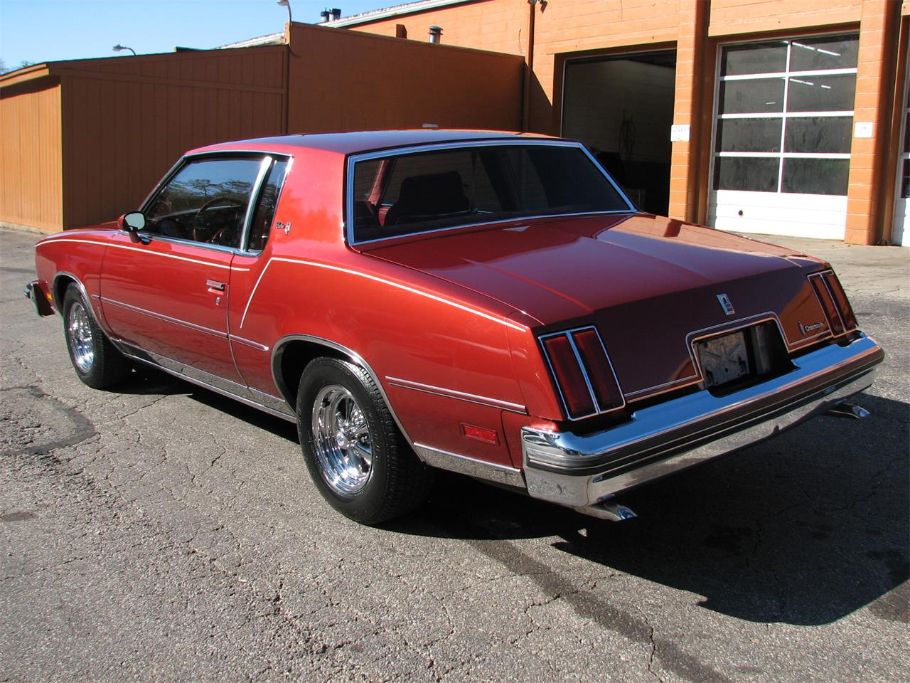 Large Picture of '79 Cutlass - MEK7