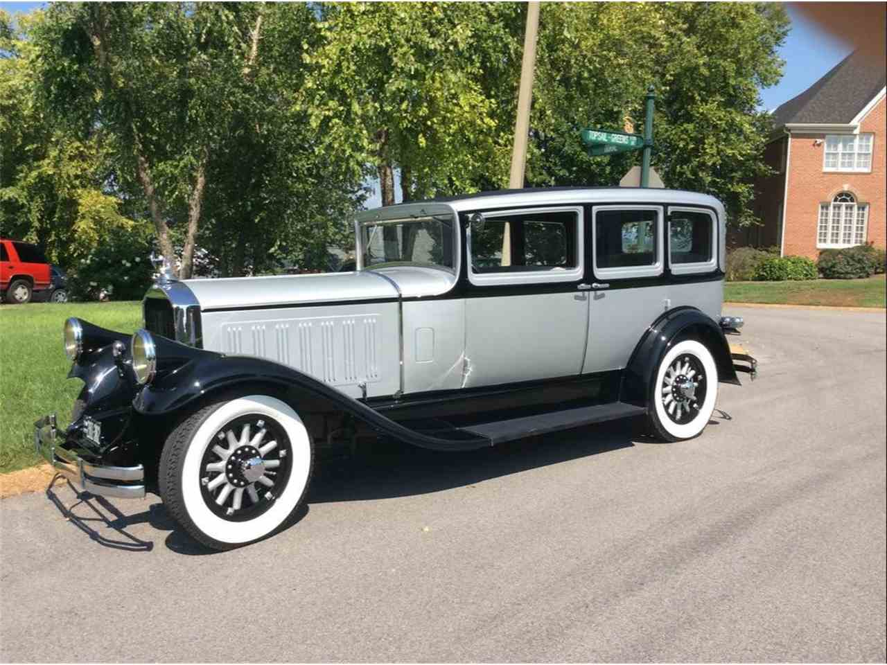 1929 Pierce-Arrow Automobile for Sale   ClassicCars.com   CC-1045305
