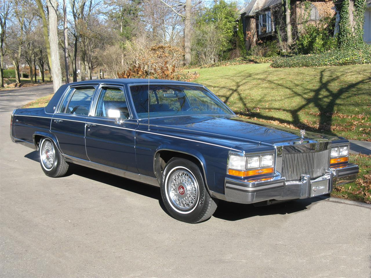 Large Picture of '89 Brougham - MEKB
