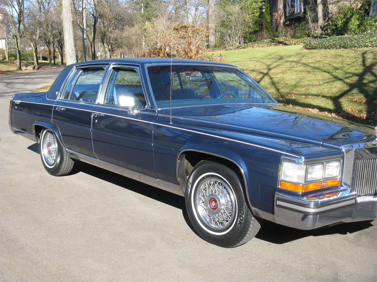 Large Picture of 1989 Cadillac Brougham located in Shaker Heights Ohio - $15,500.00 - MEKB