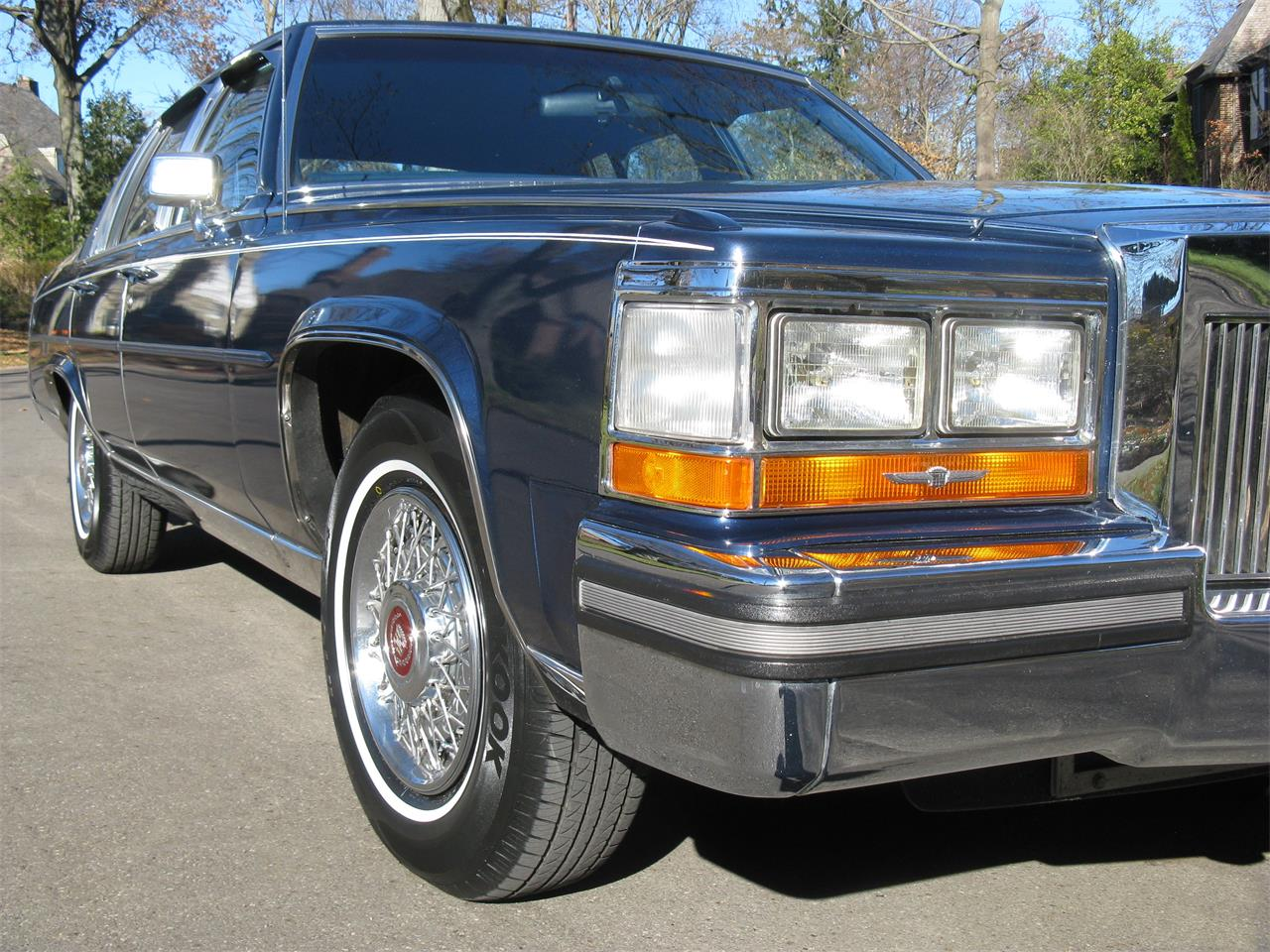 Large Picture of 1989 Cadillac Brougham located in Shaker Heights Ohio Offered by Affordable Classic Motorcars - MEKB