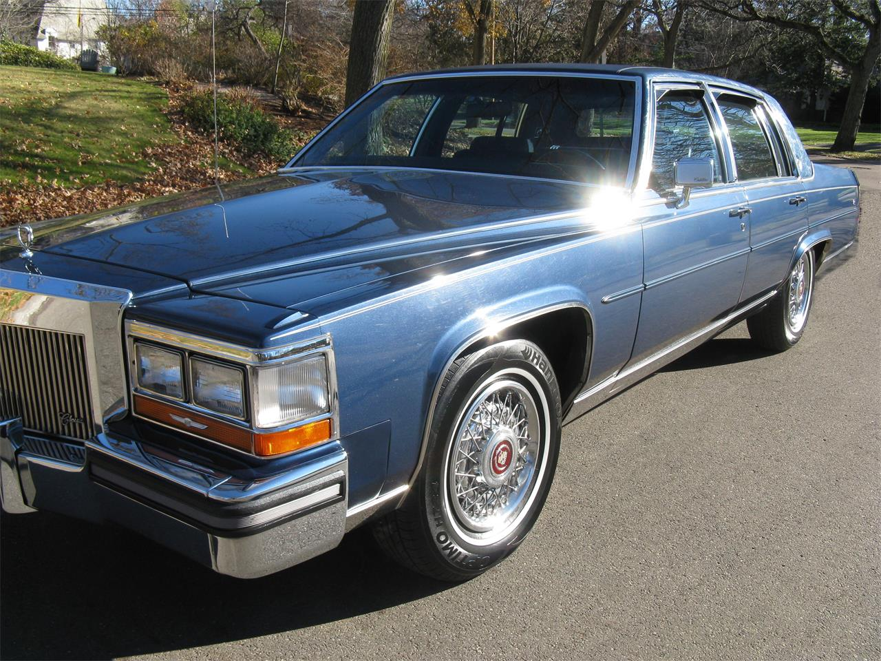 Large Picture of '89 Cadillac Brougham located in Shaker Heights Ohio - MEKB