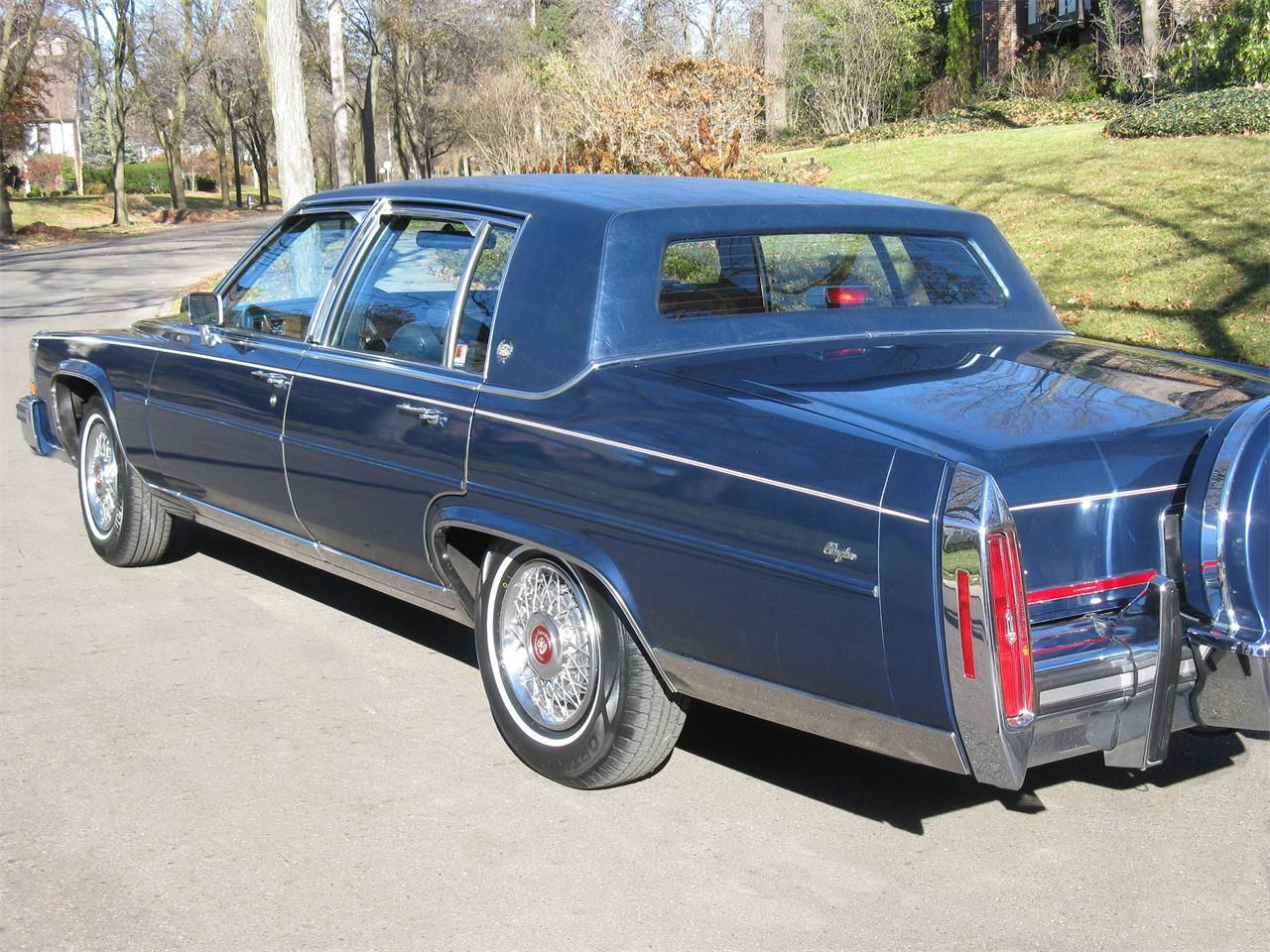 Large Picture of 1989 Cadillac Brougham Offered by Affordable Classic Motorcars - MEKB