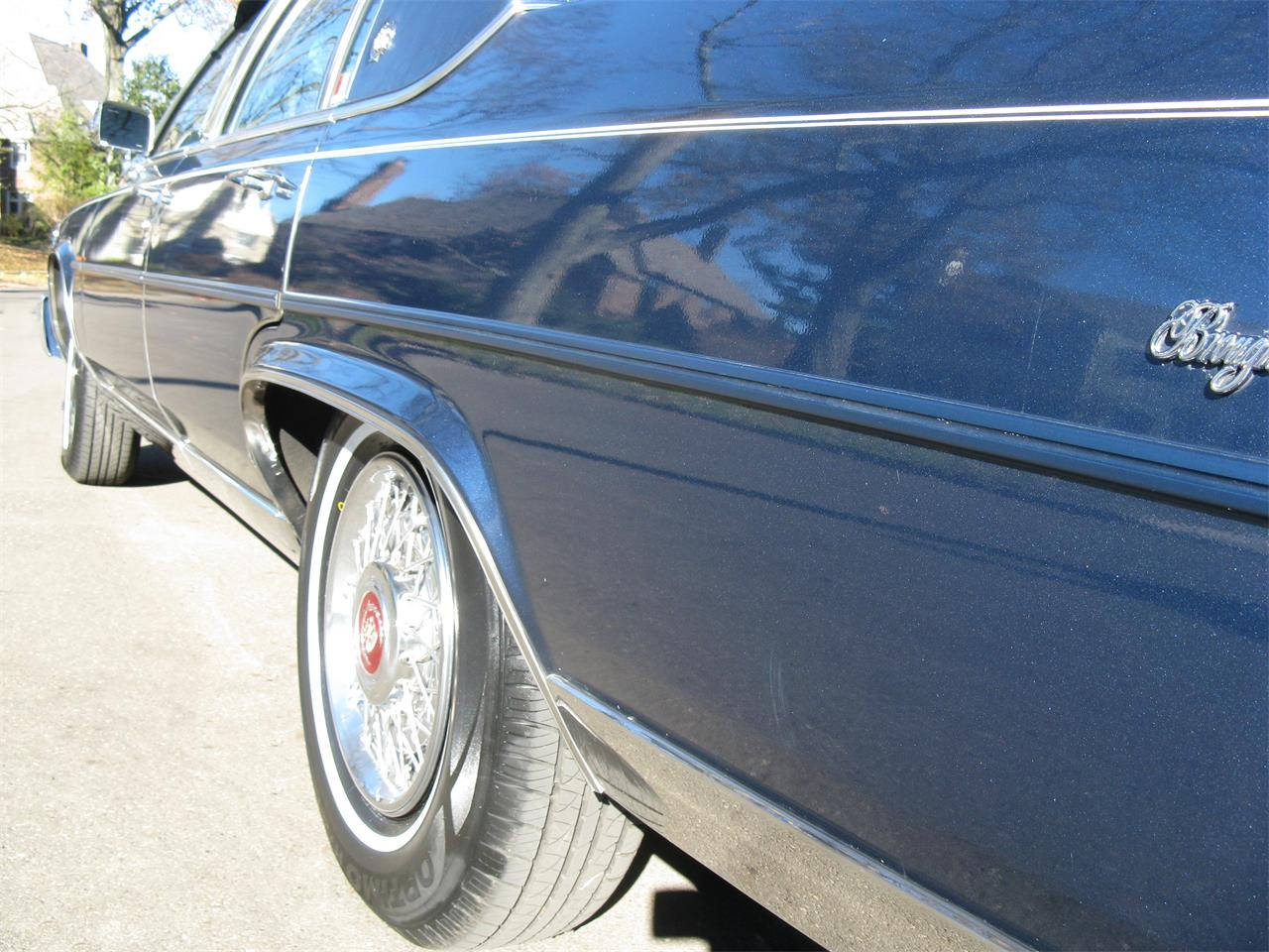 Large Picture of '89 Cadillac Brougham located in Ohio Offered by Affordable Classic Motorcars - MEKB