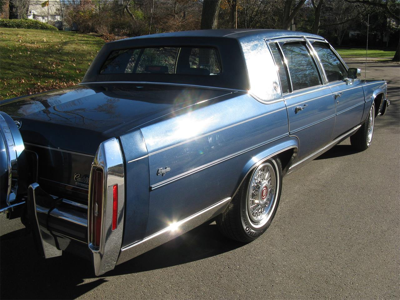 Large Picture of 1989 Brougham - MEKB