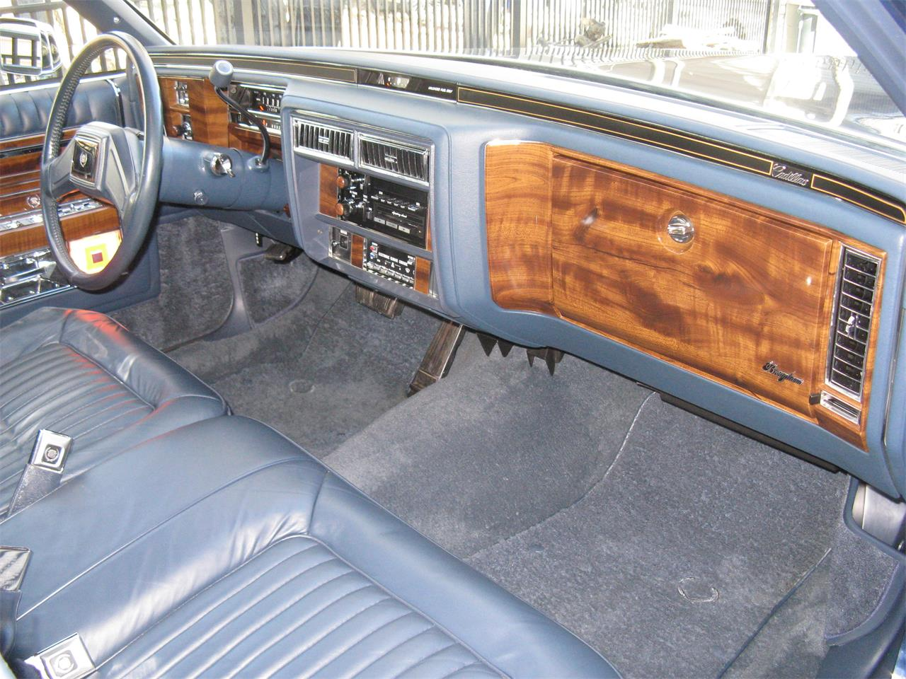 Large Picture of 1989 Cadillac Brougham - MEKB