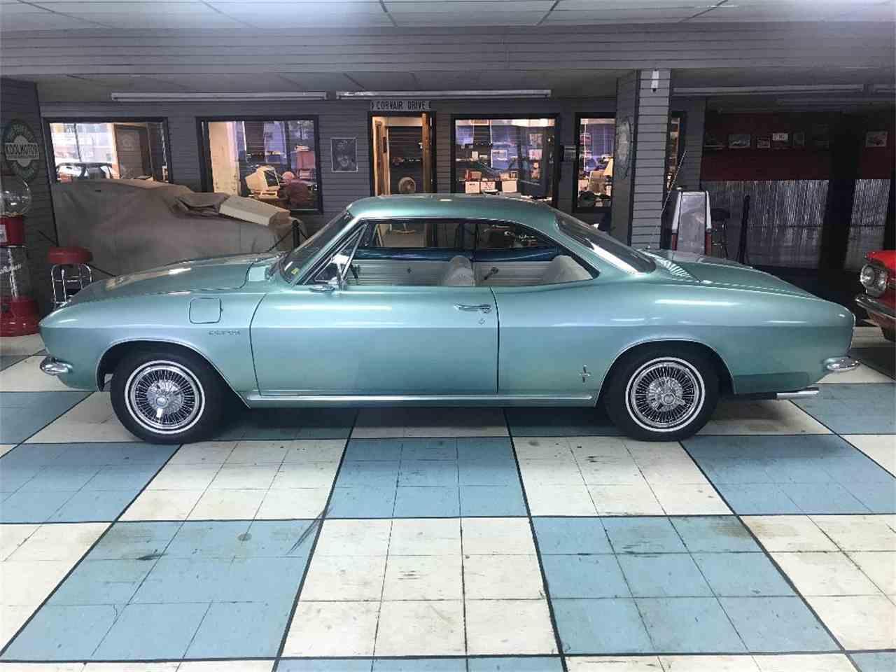 1965 Chevrolet Corvair for Sale | ClassicCars.com | CC-1045308