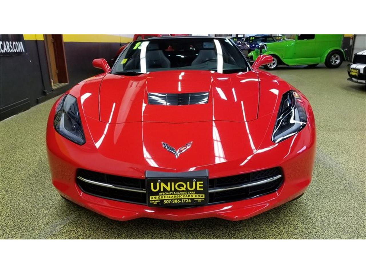 Large Picture of 2015 Chevrolet Corvette Coupe 3LT located in Minnesota - $48,900.00 - MEL0