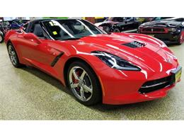 Picture of '15 Corvette Coupe 3LT Offered by Unique Specialty And Classics - MEL0