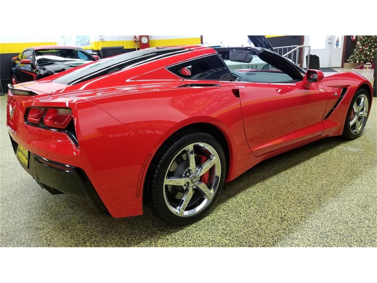 Large Picture of '15 Chevrolet Corvette Coupe 3LT located in Mankato Minnesota - MEL0