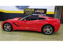 Picture of '15 Corvette Coupe 3LT located in Mankato Minnesota Offered by Unique Specialty And Classics - MEL0