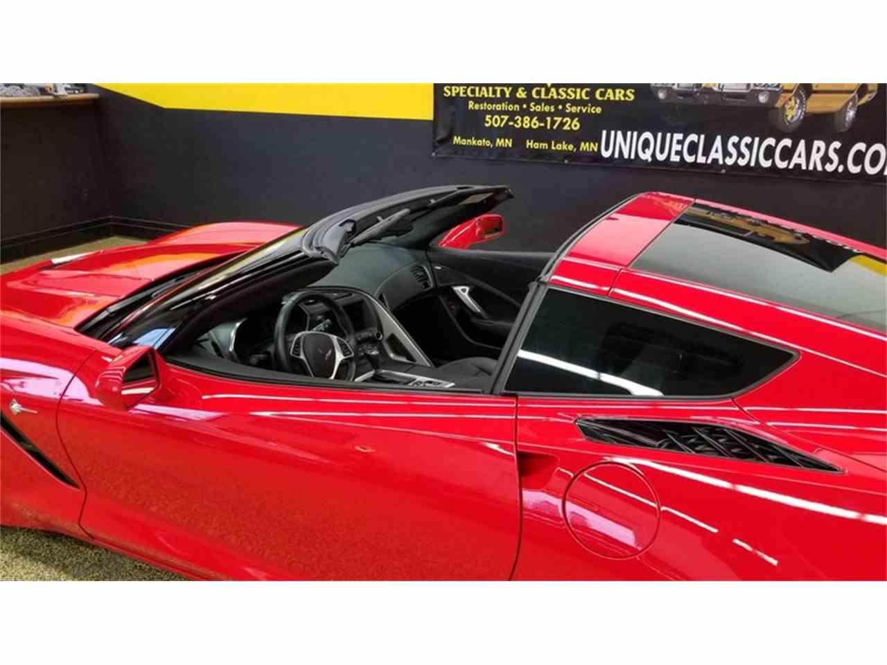 Large Picture of '15 Corvette Coupe 3LT - MEL0