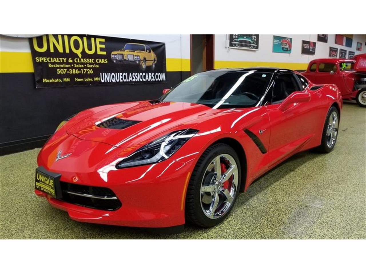 Large Picture of 2015 Chevrolet Corvette Coupe 3LT located in Minnesota - $48,900.00 Offered by Unique Specialty And Classics - MEL0