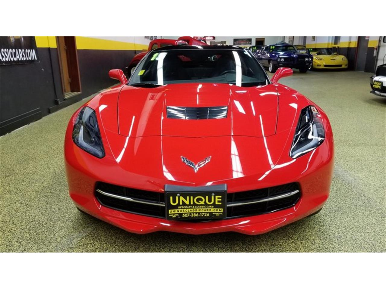 Large Picture of 2015 Corvette Coupe 3LT Offered by Unique Specialty And Classics - MEL0