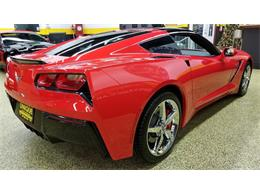 Picture of 2015 Chevrolet Corvette Coupe 3LT located in Mankato Minnesota - $48,900.00 Offered by Unique Specialty And Classics - MEL0