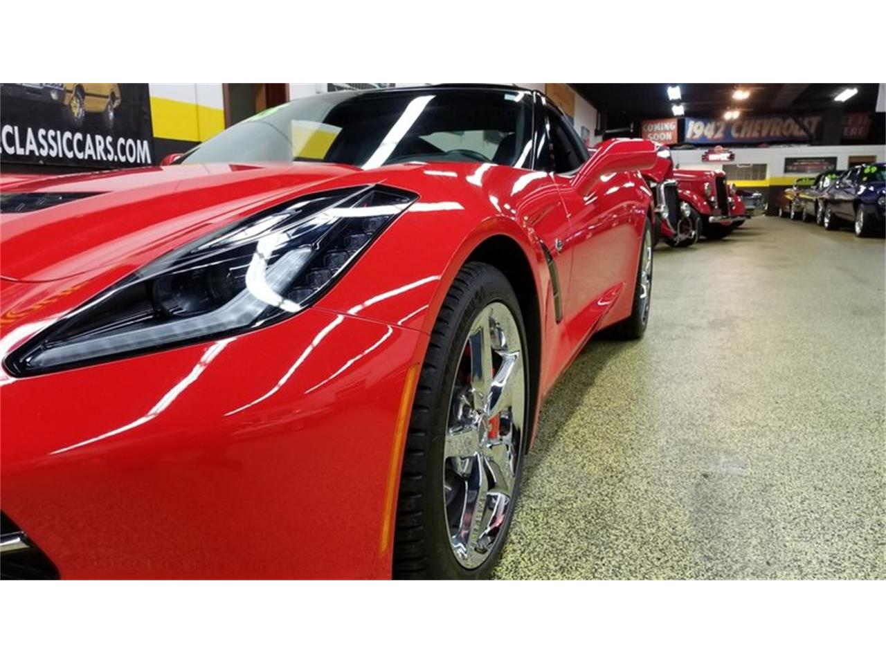 Large Picture of 2015 Corvette Coupe 3LT - $48,900.00 Offered by Unique Specialty And Classics - MEL0