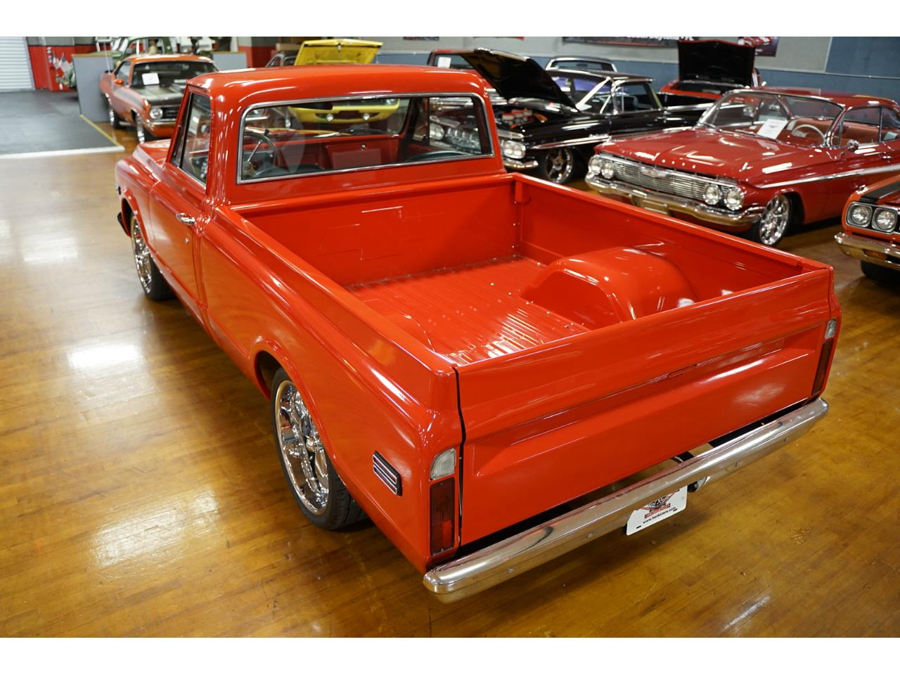 Large Picture of '71 Pickup - MEL4