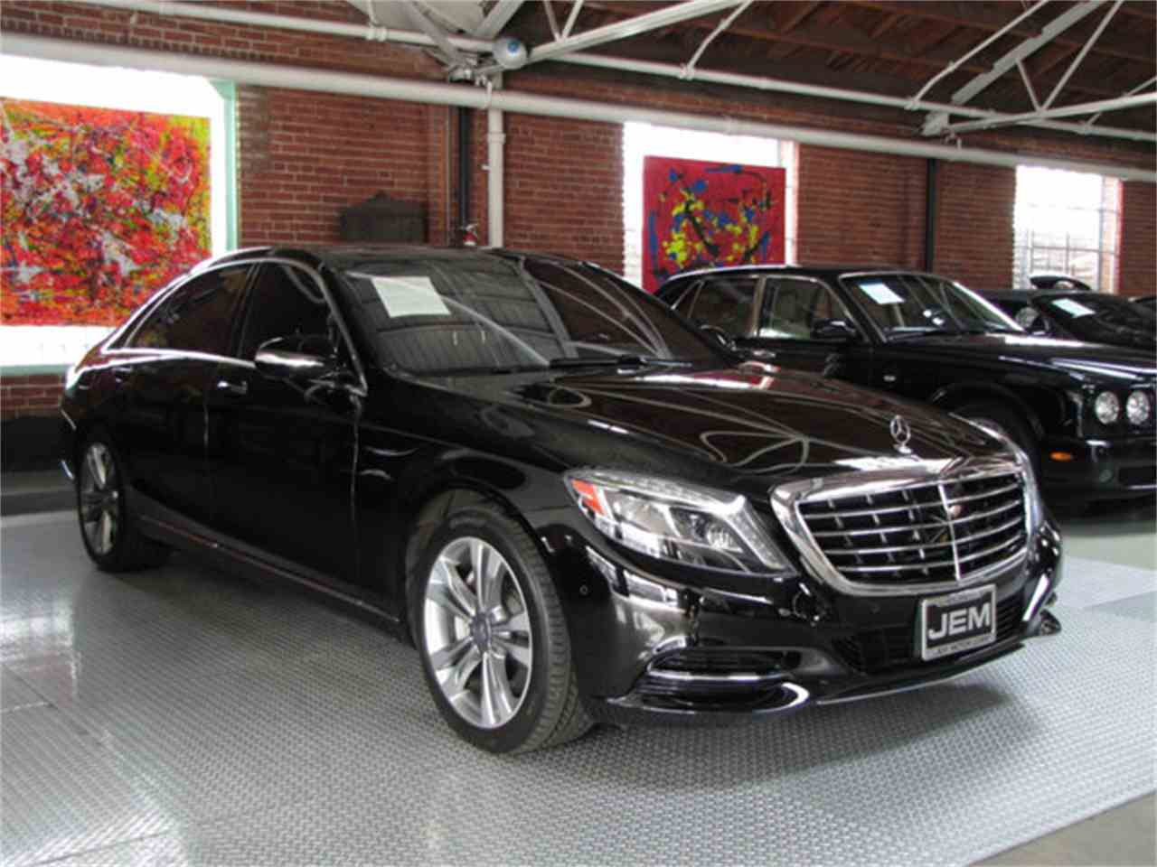 2015 mercedes benz s class for sale cc 1040535. Black Bedroom Furniture Sets. Home Design Ideas