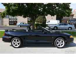 Picture of 1997 Ford Mustang SVT Cobra located in Alsip Illinois - MELK