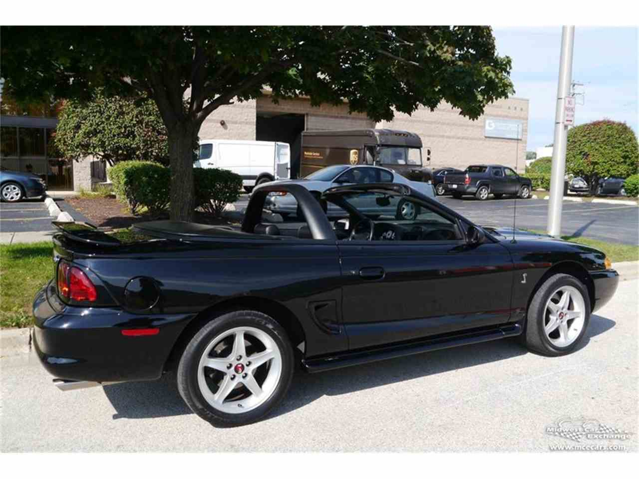 Large Picture of 1997 Mustang SVT Cobra located in Alsip Illinois - $16,900.00 - MELK