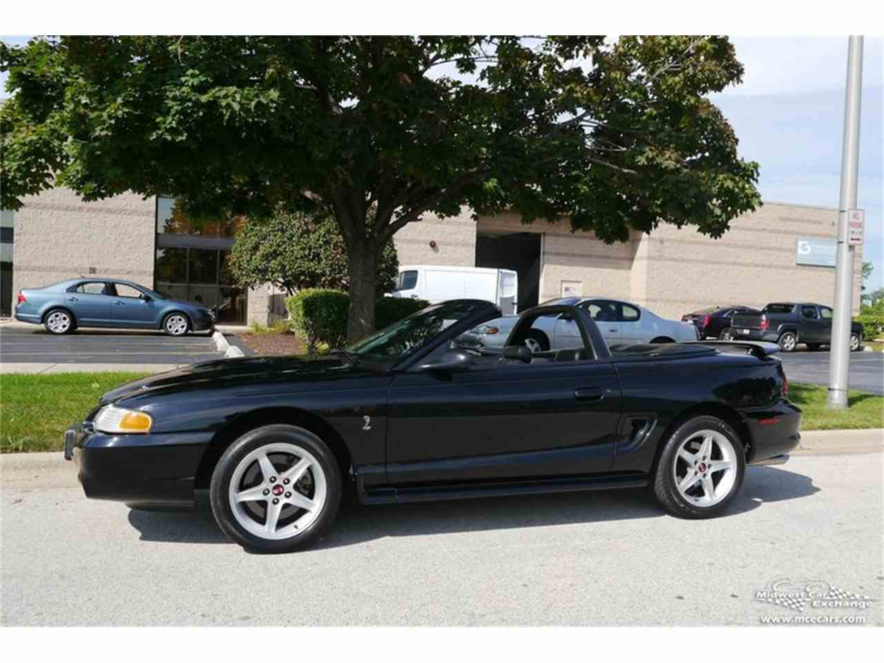 Large Picture of '97 Mustang SVT Cobra located in Illinois Offered by Midwest Car Exchange - MELK