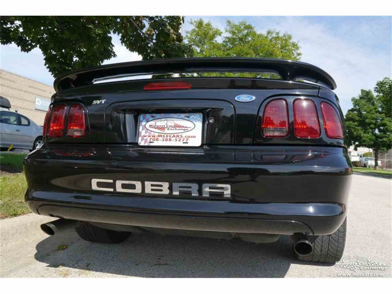 Large Picture of 1997 Mustang SVT Cobra Offered by Midwest Car Exchange - MELK