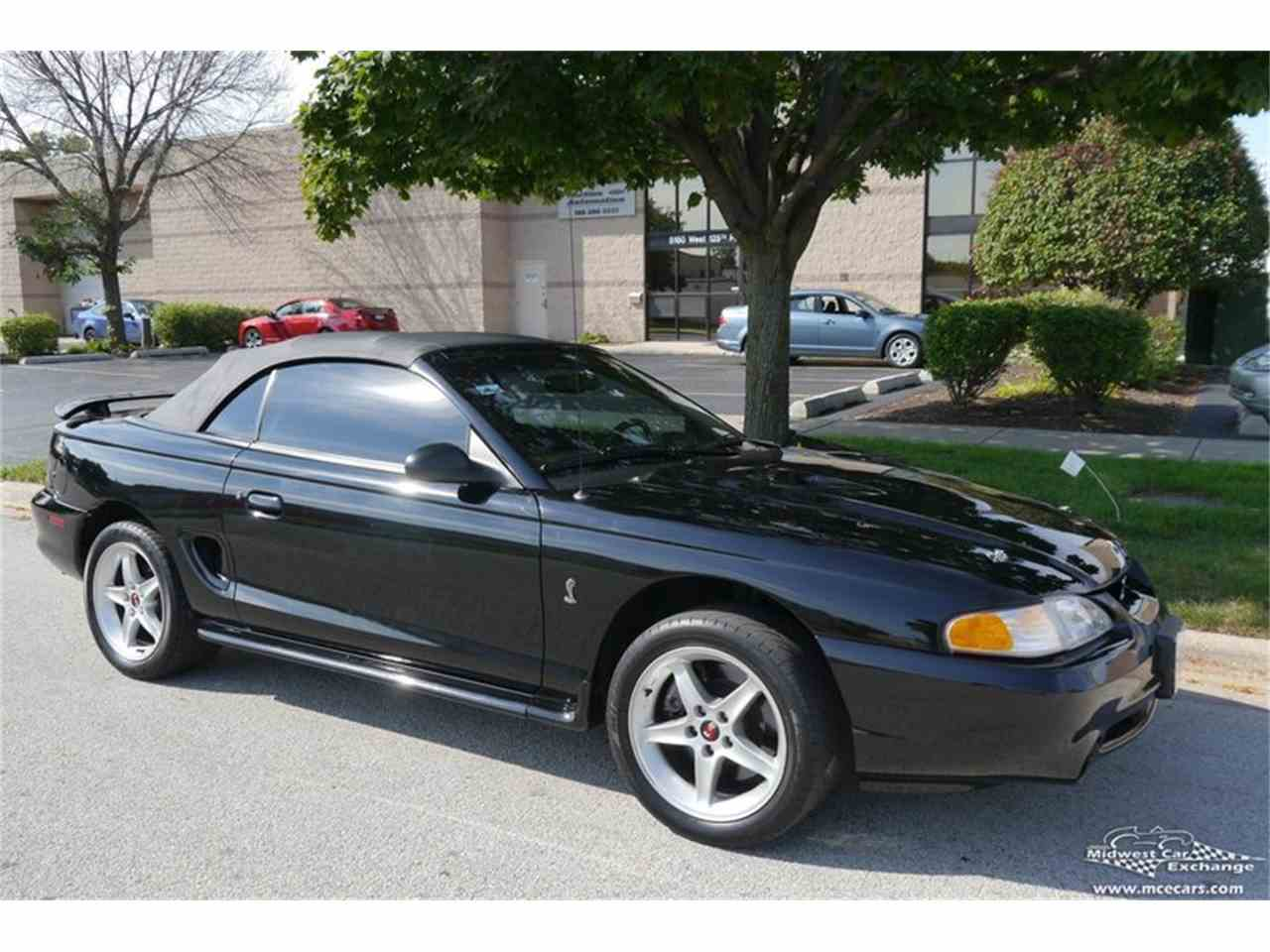 Large Picture of '97 Ford Mustang SVT Cobra located in Illinois Offered by Midwest Car Exchange - MELK