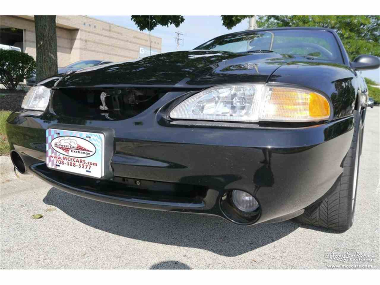 Large Picture of '97 Ford Mustang SVT Cobra located in Alsip Illinois - $16,900.00 - MELK