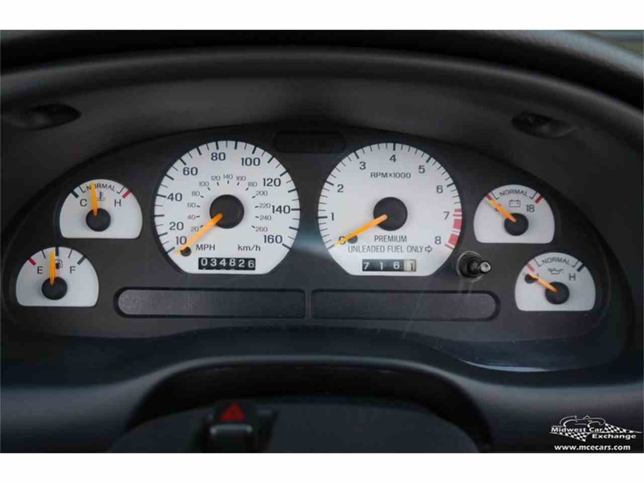 Large Picture of '97 Mustang SVT Cobra - $16,900.00 Offered by Midwest Car Exchange - MELK