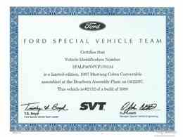 Picture of 1997 Ford Mustang SVT Cobra located in Illinois - $16,900.00 - MELK