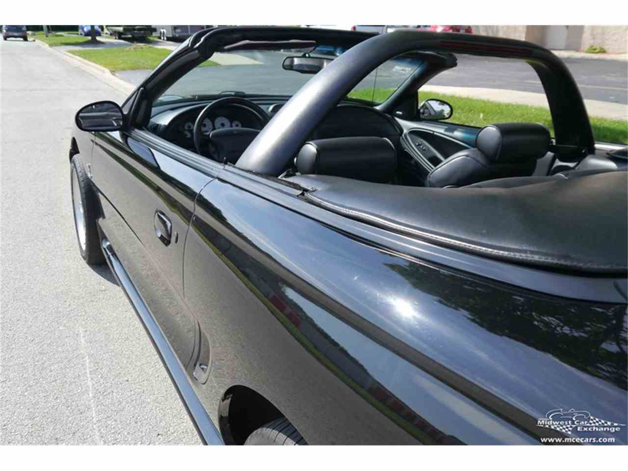 Large Picture of '97 Mustang SVT Cobra Offered by Midwest Car Exchange - MELK